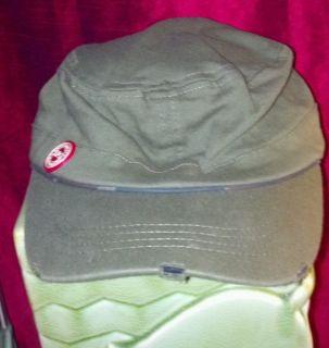 Jameson Irish Whiskey Cadet Hat with Worn Look New Military Style Hat