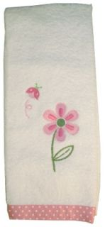 bathroom accessory hand towel butterfly garden bathroom accessory