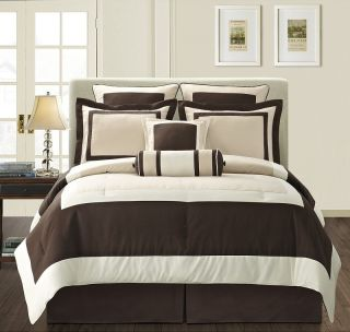 in a bag comforter set california cal king size bedding