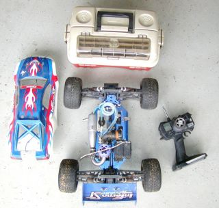 Kyosho Inferno St Radio Controlled Car Accessories