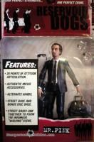 Reservoir Dogs Mr Pink Steve Buscemi Action Figure