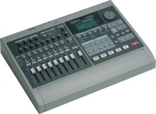 Roland vs 880 Digital Recording Workstation