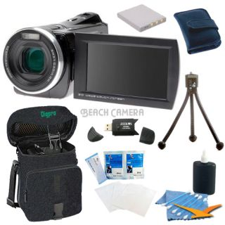 Bell & Howell DV1200HD ZoomTouch Dig. Camcorder Bundle