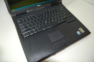 Dell Latitude C840 Laptop 1 8 GHz 512MB 30GB WiFi 15
