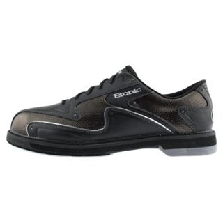 Pro Mens Black Grey Top Action Right Handed RH Bowling Shoes