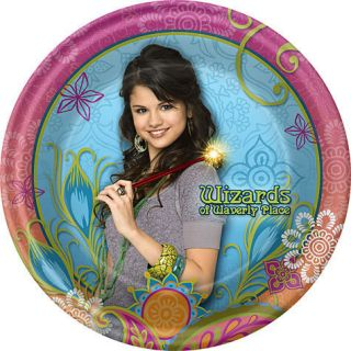 Wizards of Waverly Place Edible Cake Image Topper Round