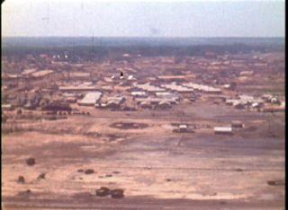 Dau Tieng Dautieng Base Camp 1st Infantry Vietnam War