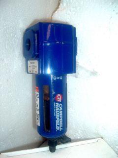Campbell Hausfeld Water Seperator Filter Kit Air Compressor Tank Water