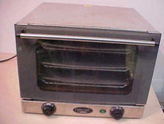Cadco Unox XA006 Countertop Commercial Electric Convection Oven