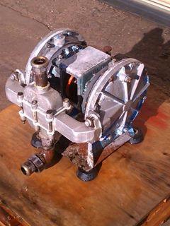Sandpiper 316SS Diaphragm Pump Model ST1 A