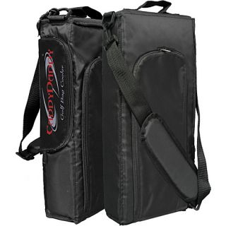 an image to enlarge caddy daddy golf 6 pack golf bag cooler black
