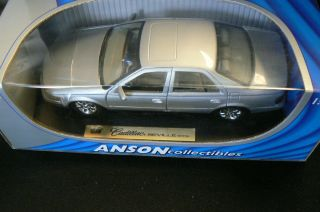 Anson Cadillac Seville STS 1 18 Scale Diecast