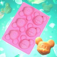 New Tweety Bird Shape Silicone Cupcake Mould Mold Maker