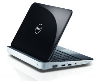 Dell Inspiron Mini 1012 Atom N450 1 66GHz 160GB Netbook Win 7 Webcam