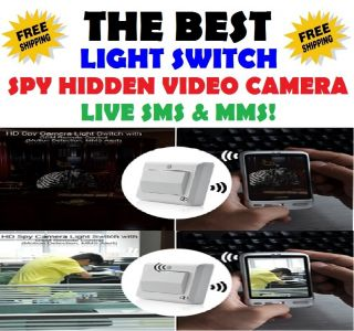 Best Hidden Home Business Surveillance Security Video Spy Camera GSM