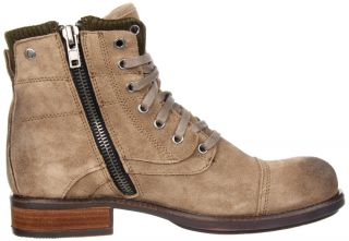 Guess Calisto Mens Suede Fashion Ankle Boot Shoes All Sizes