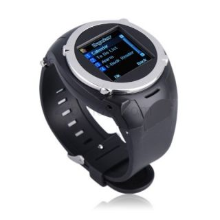 Wrist Watch Cell Phone Mobile Camera  4 FM MQ998 New