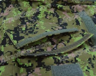 Canada Digi Camo Military Special Force Uniform Shirt & Pants L