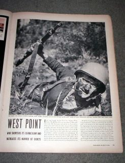 West Point Boot Camp 1943 World War II Pictorial