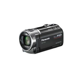 HD 28mm Wide Angle SD Camcorder (Black)   Brand New Retail Packaging