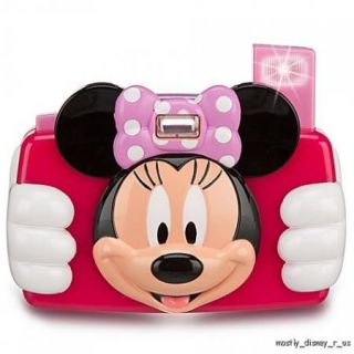 NEW  Minnie Mouse Toy Digital Camera Realistic