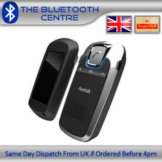 In Car Voice Controlled Hands Free Bluetooth Car Kit