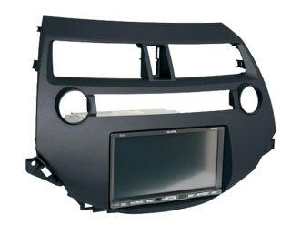 New Car Stereo Radio CD Player Dash Install Mounting Kit Installation