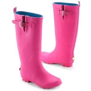 Brand New Capelli New York Tall Rain Boots Womens 6 Pink Rainboots