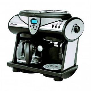 coffee and cappuccino combo machine