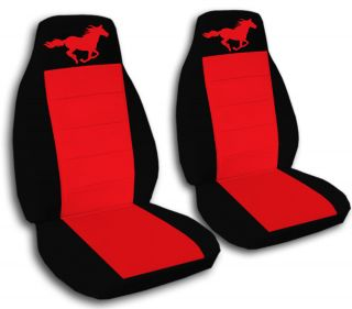 Mustang Front Car Seat Covers Choose Other Items Back Seat Avbl