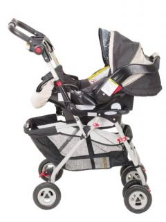 Graco Snugrider Infant Car Seat Stroller Frame New