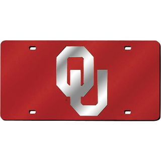 New Ou Oklahoma Sooners Laser Cut Car Tag License Plate