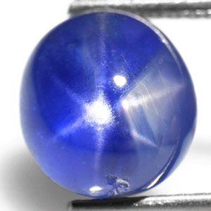 31 Carat Amazing Deep Cornflower Blue Mogok Star Sapphire