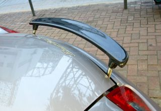 Carbon Fiber Porsche 1997 2004 Boxster 986 Lift Rear Wing Trunk