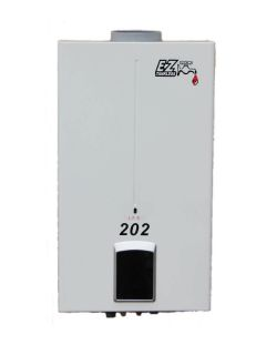 12L EZ Tankless Water Heater Propane Camp Site Cabin