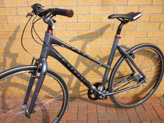 Cannondale Quick 8 Mixte Women`s Hybrid Bike Cycling Bikes