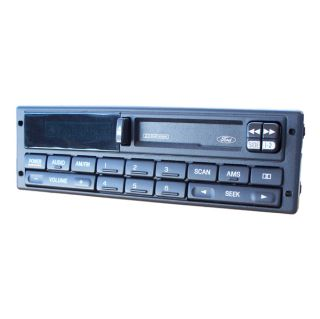 Original OEM 1997 Ford Mustang In Dash Car Radio with Cassette Player