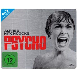 Psycho 1   Quersteelbook [Alemania] [Blu ray] Anthony
