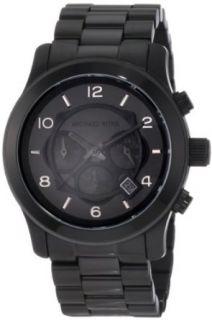 Michael Kors Watches Michael Kors Mens Black bracelet Chronograph