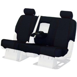 Coverking Custom Fit Rear Bench Seat Cover   Spacer Mesh, Black