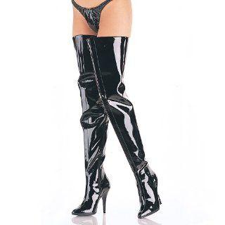 PleaserUSA Overknee Stiefel Seduce 4010 extra lang Schuhe