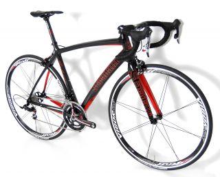 2013 STRADALLI Salerno Carbon Road Bike SRAM Red Rolf Vigor FSA K