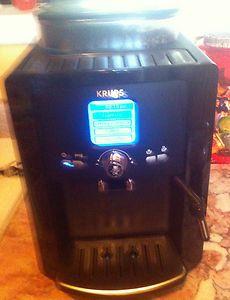 Krups XP 7245 Automatic Espresso Cappuccino Coffee Machine