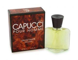 CAPUCCI POUR HOMME 3.4 oz EDT Men Cologne Spray