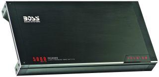 PH5000D CLASS D MONO BLOCK 5000W CAR AUDIO AMPLIFIER AMP 5000 WATT