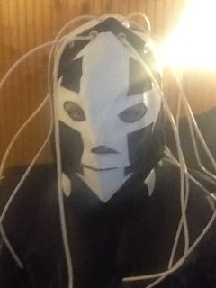 ICP Insane Clown Posse Twiztid RARE Jamie Madrox Crew Dark Lotus Mask