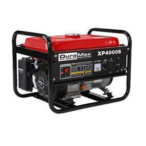 Watt Gas Powered RV Camping Portable Generator XP4000S Standby