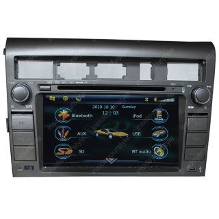 Kia Opirus Amanti 2007 10 Car GPS Navigation iPod Radio Bluetooth TV
