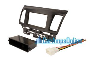 Car Stereo Radio Kit Dash Installation Mounting Trim Bezel w