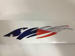 Vinyl Car Truck side Body Vinyl Graphic Decals American Flag Design